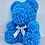 Thumbnail: Light Blue Rose Teddy Bear