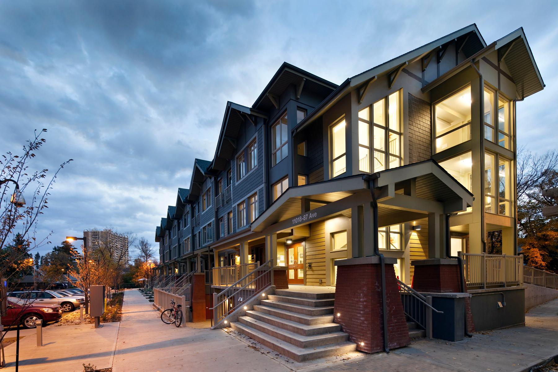 U of A East Campus Village - Graduate Housing