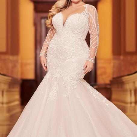 Long-sleeved wedding dresses: traditional or modern?