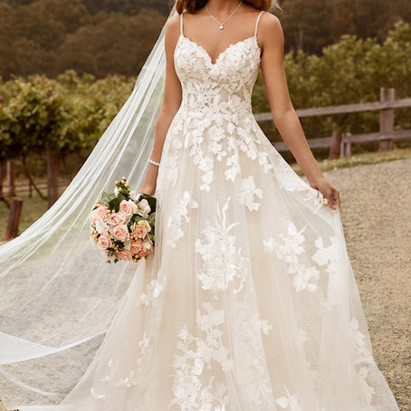 Introducing our Sophia Tolli Collection at Lace & Glam Bridal Boutique
