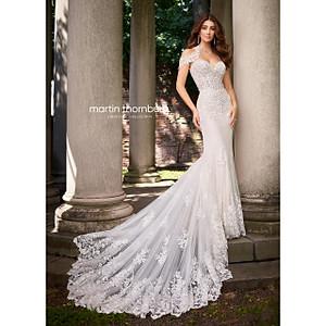 Martin Thornburg Wedding Gowns Lace & Glam Bridal Boutiqeu