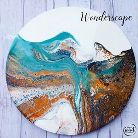 Wonderscape-Original_Abstract-Pour-Paint