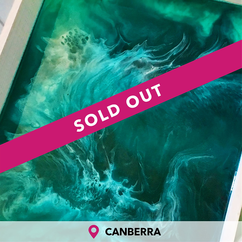 Introduction To Resin Art Canberra II