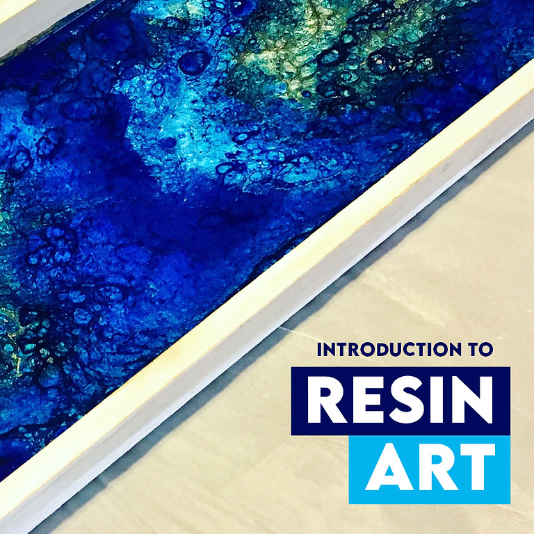 Introduction To Resin Art Albion Park Rail