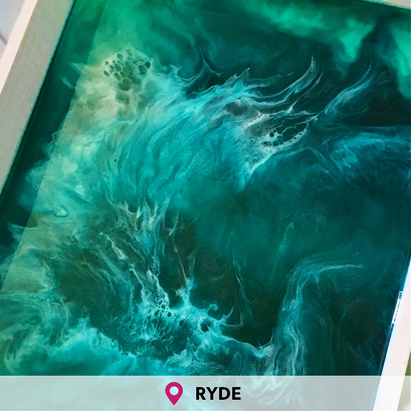 Introduction To Resin Art Ryde