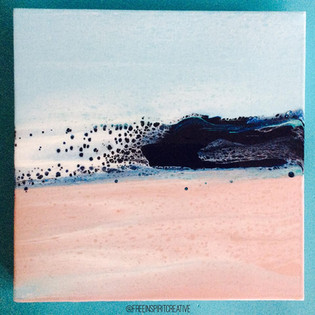 Whisper-Original_Abstract-Pour-Painting-