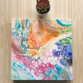 summer-original-abstract-pour-painting-k