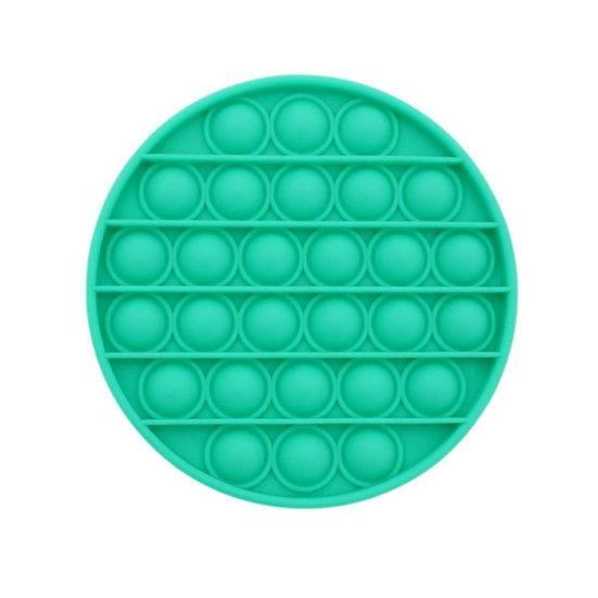 Bubble Pop It Fidget - Green Round