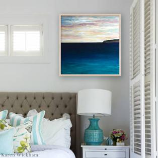 Morning-Bay-Abstract-Original-Acrylic-Pa