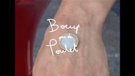 BOEUF PAS DE POULET