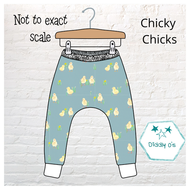 Chicky Chicks - Exclusive to Diddly O's