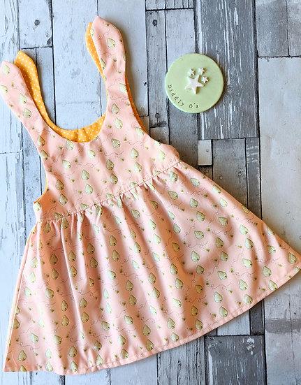 Cotton Woven Little Pickle Dress