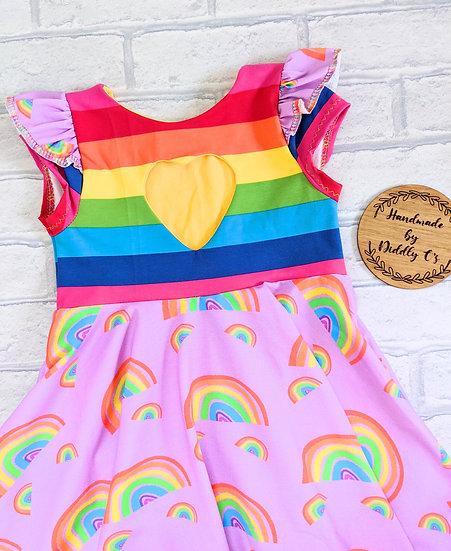 Love Is . . . Twirly Dress