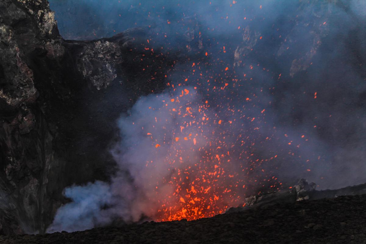 Mount Yasur - Vanuatu