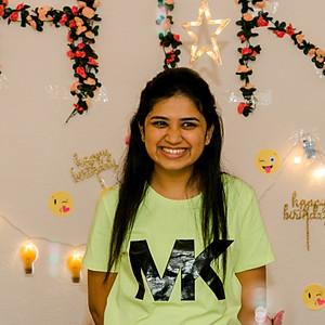 Shikha birthday