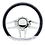 "Thumbnail: Hairpin - 14"" D-Shape Steering Wheel"
