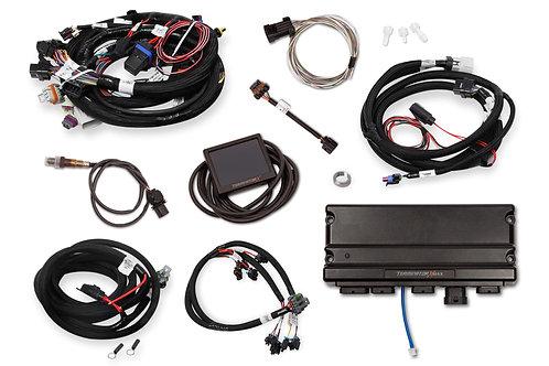 TERMINATOR X MAX EARLY TRUCK 24X/1X LS MPFI KIT WITH TRANSMISSION CONTROL