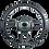 "Thumbnail: Formula - 14"" D-Shape Gunmetal Matte"