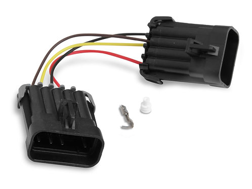 HOLLEY EFI IGNITION ADAPTER HARNESS FOR FAST DUAL SYNC DISTRIBUTORS