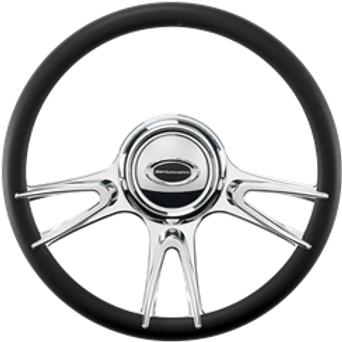 "Fury 14"" Steering Wheel"