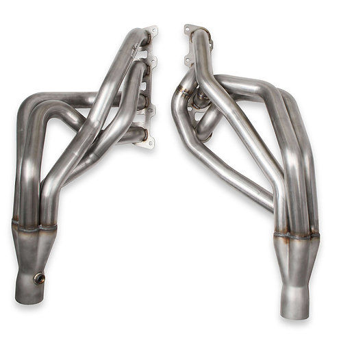 "1979-1993 Mustang Coyote Swap 304 SS 2 X 3"" Long Tube Headers"