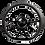 """Thumbnail: Prism - 14"""" D-Shape Black Anodized"""