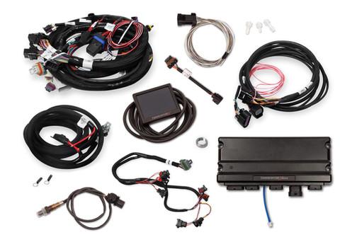 TERMINATOR X MAX LS2/LS3 AND LATE 58X/4X LS TRUCK MPFI KIT W/DBW THROTTLE  BODY