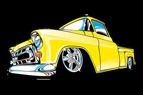 1955 to 1959 Chevrolet & GMC Trucks