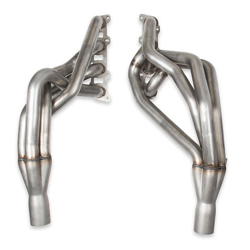 "1996-2004 Mustang Coyote Swap 304SS 1-7/8 X 3"" Long Tube Headers"