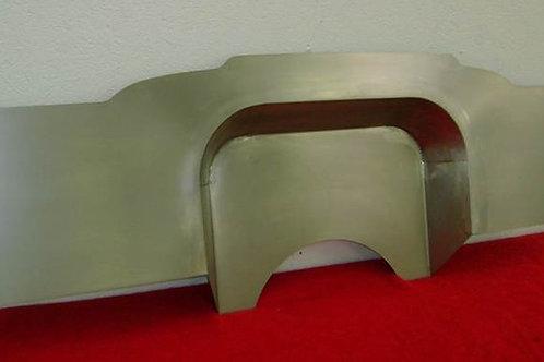 Combo Deal HRD-1957 Chevy Firewall + Raingear Wipers
