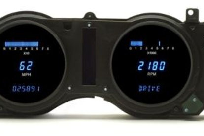 1970- 81 Camaro Digital Instrument Cluster