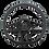 """Thumbnail: Prism - 14"""" D-Shape Gunmetal Matte"""