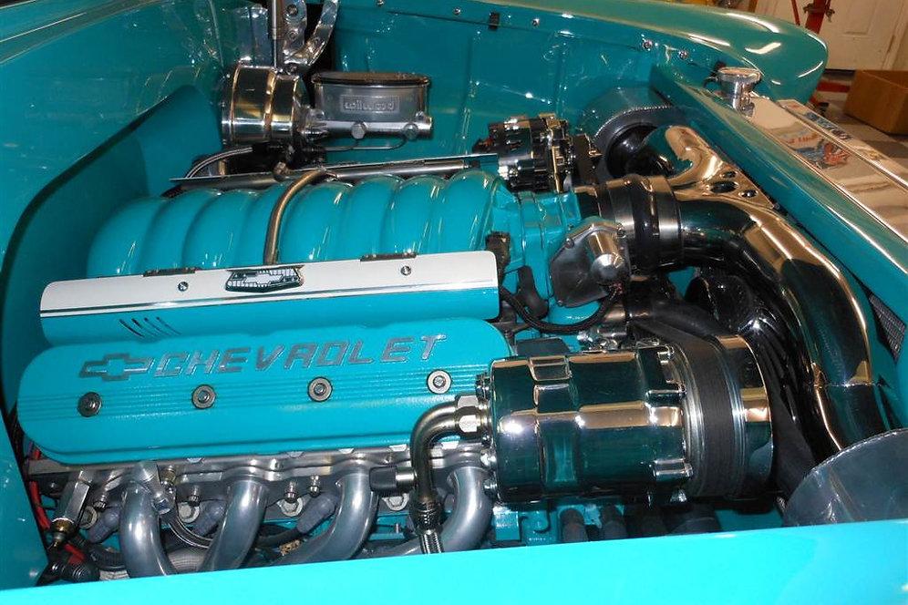 Ls Engine Fuel Injector Covers Ls2  Ls3  And Ls7