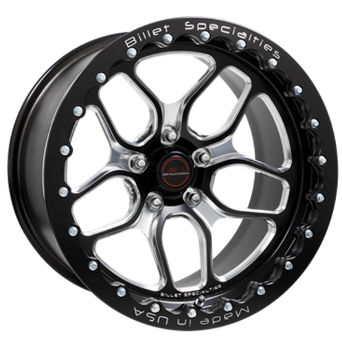 Win Lite Drag Pack Black Anodized -SBL Wheels