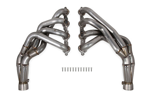 "2001-2004 C5 Corvette 5.7L V8 1-7/8"" x 3"" 304SS Tri-Y Long-Tube Headers"