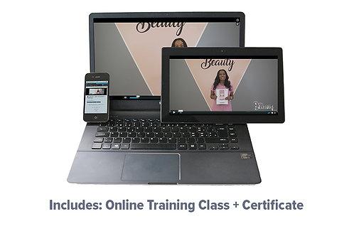 Classic Lash Extension Online Training + Certficate