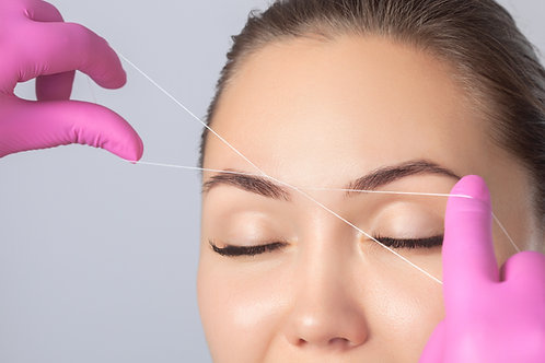 Eyebrow and Facial Threading Course January 3rd
