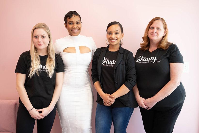 The Beauty Bar team.jpg