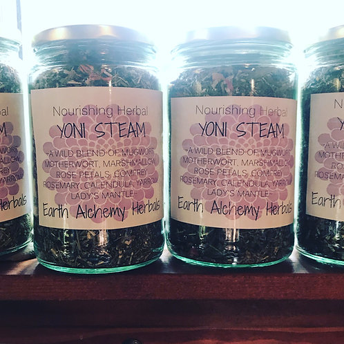 nourishing herbal Yoni steam