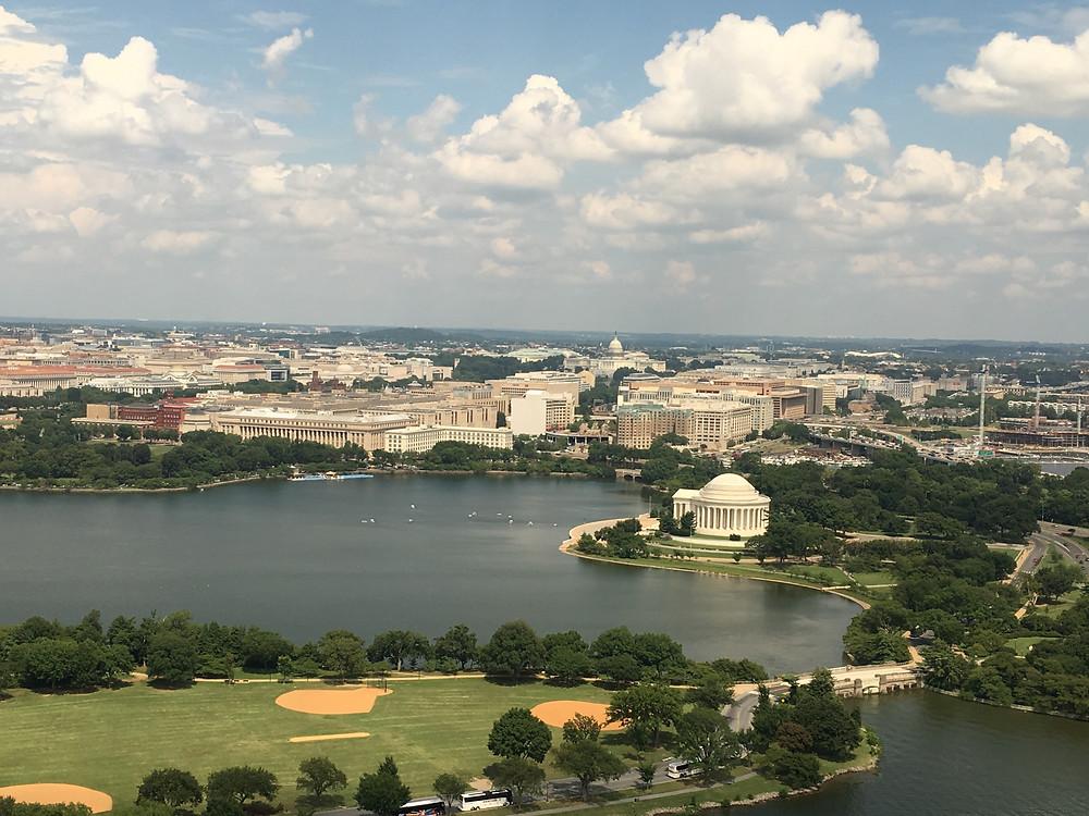 Washington, DC - home of RENEWPR