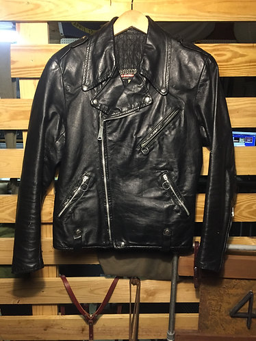 Vintage Brooks Moto Jacket