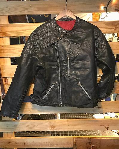 Vintage Shot Shoulder Moto Jacket