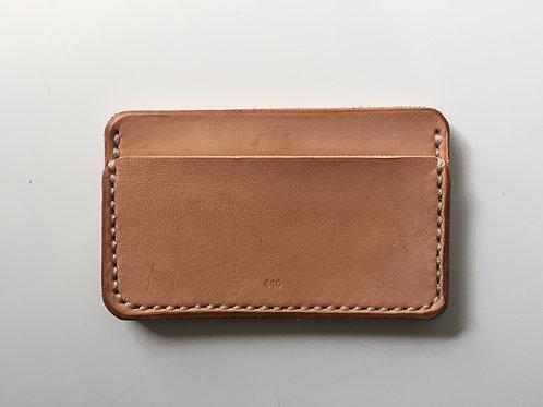 Veg Tan Slim Wallet
