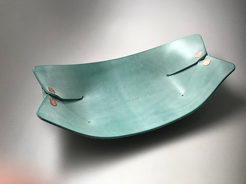 Modernist Tray: Ghost Mint