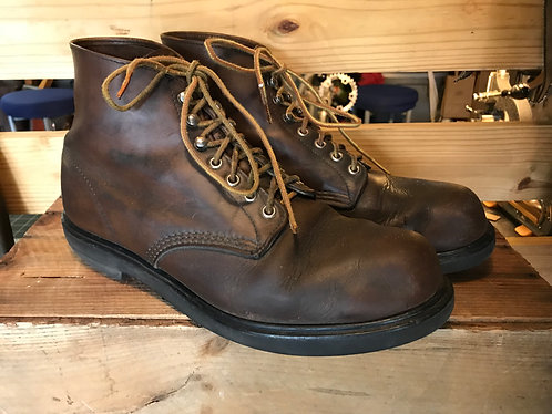 Vintage Red Wing Ankle Boots