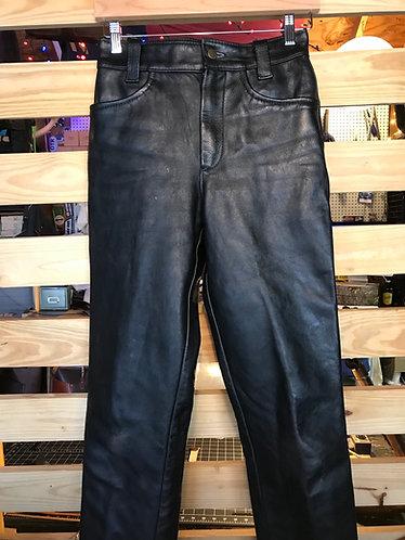 Vintage Vanson Moto Pants