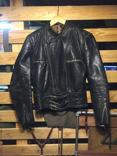 Vintage Women's Cafe Racer Jacket
