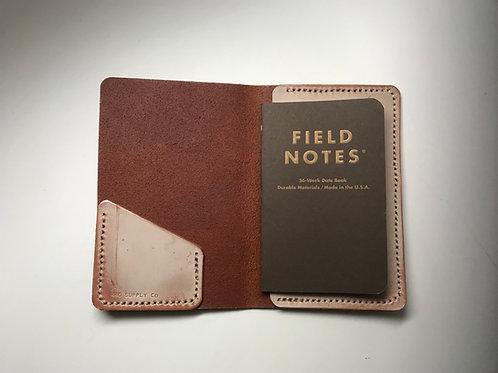 Ghost Field Notes Folder