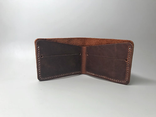 Bi-Fold Wallet - Rough & Tough