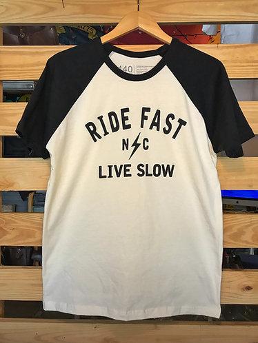 Ride Fast Moto Tee